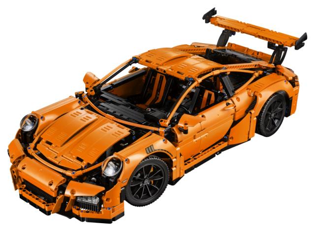 Bricklink Set 42056 1 Lego Porsche 911 Gt3 Rs Technic