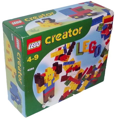 Bricklink Set 4250 1 Lego Medium Creator Box Creatorbasic Set
