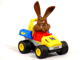 BrickLink - Set 4299-1 : Lego Nesquik Quicky Racer polybag [Racers:Drome  Racers] - BrickLink Reference Catalog