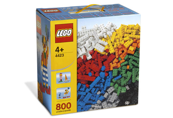 Bricklink Set 4423 1 Lego Creator Handy Box Creator