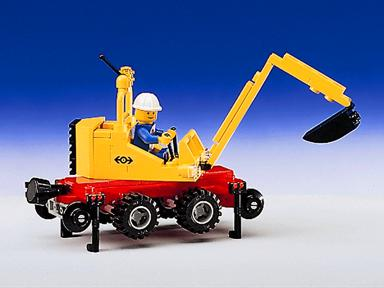 BrickLink - Set 4525-1 : Lego Road and Rail Repair [Train:9V] - BrickLink  Reference Catalog