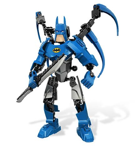 BrickLink - Set 4526-1 : Lego Batman [Super Heroes:Buildable Figures ...