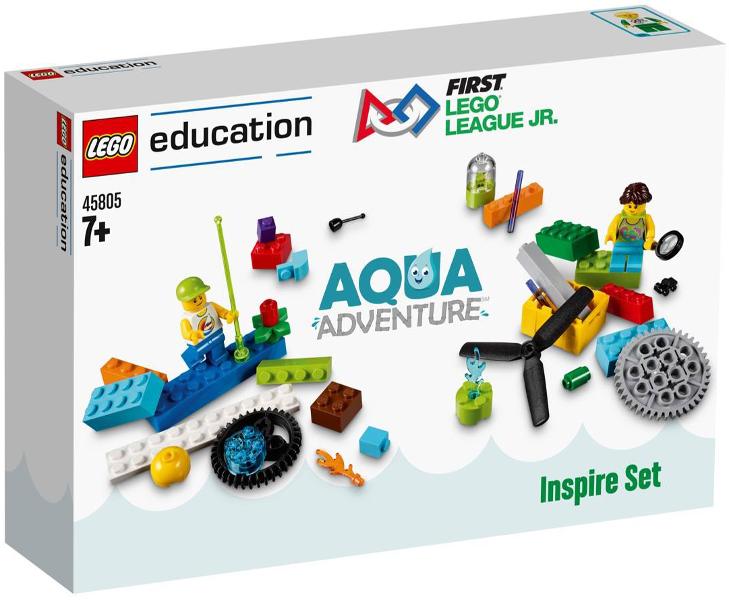 Bricklink Set 45805 1 Lego First Lego League Fll Jr Challenge