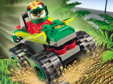 BrickLink - Set 4583-1 : Lego Maverick Storm [Racers:Drome Racers] -  BrickLink Reference Catalog