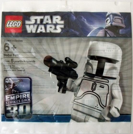 Bricklink Set 4597068 1 Lego Boba Fett Polybag Star Warsstar