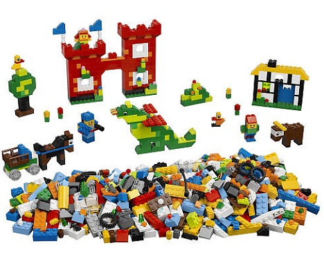 Bricklink Set 4630 1 Lego Build And Play Box Creatorbasic Set