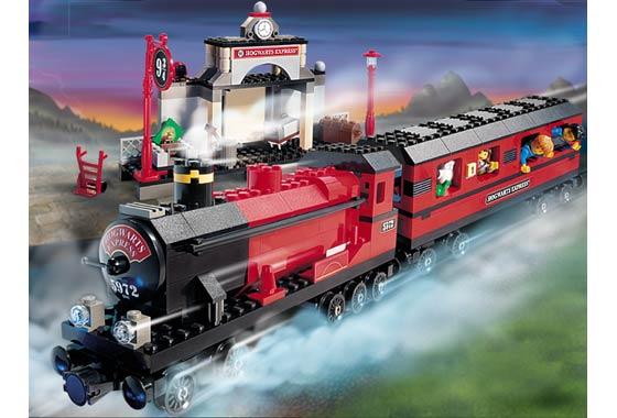 Bricklink Set 4708 1 Lego Hogwarts Express Harry Potter