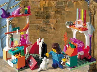 BrickLink - Set 4723-1 : Lego Diagon Alley Shops [Harry Potter:Sorcerer's  Stone] - BrickLink Reference Catalog