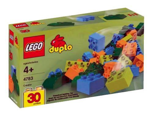 BrickLink - Set 4783-1 : Lego 30 Pieces Free! [Duplo:Basic Set ...