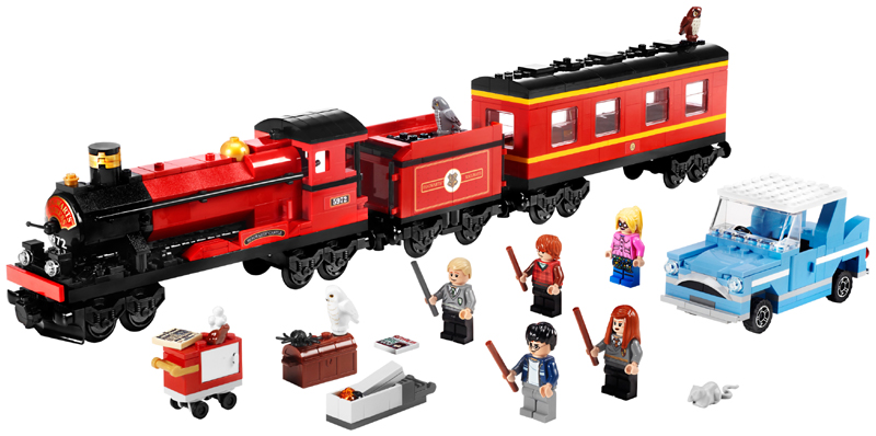 Bricklink Set 4841 1 Lego Hogwarts Express 3rd Edition Harry