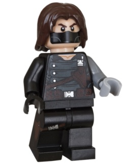 Lego® MISB Polybag Winter Soldier new Super Heroes