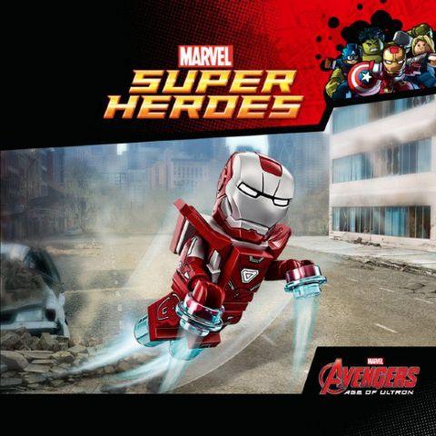 BrickLink - Set 5002946-1 : Lego Silver Centurion polybag [Super ...