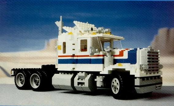 BrickLink - Set 5580-1 : Lego Highway Rig [Model Team] - BrickLink ...
