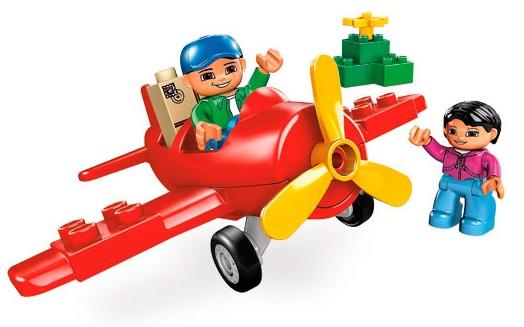 Bricklink Set 5592 1 Lego My First Plane Duploduplo Town