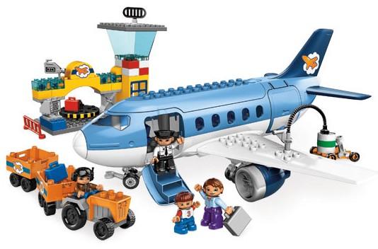 Bricklink Set 5595 1 Lego Airport Duploduplo Townairport
