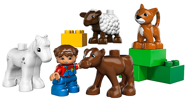 BrickLink - Set 5646-1 : Lego Farm Nursery [Duplo:Duplo, Town:Farm] -  BrickLink Reference Catalog