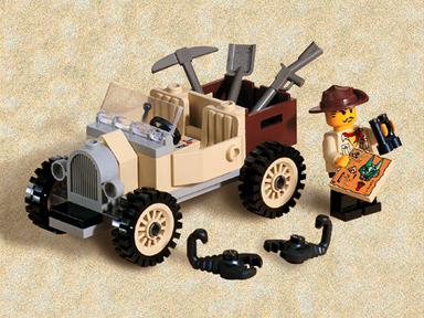 Image result for lego scorpion tracker