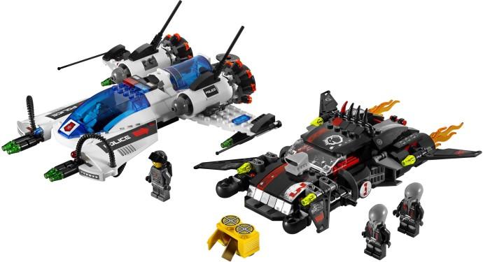 BrickLink - Set 5973-1 : Lego Hyperspeed Pursuit [Space:Space Police III] -  BrickLink Reference Catalog
