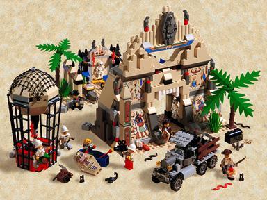 BrickLink - Set 5988-1 : Lego Pharaoh's Forbidden Ruins  [Adventurers:Desert] - BrickLink Reference Catalog