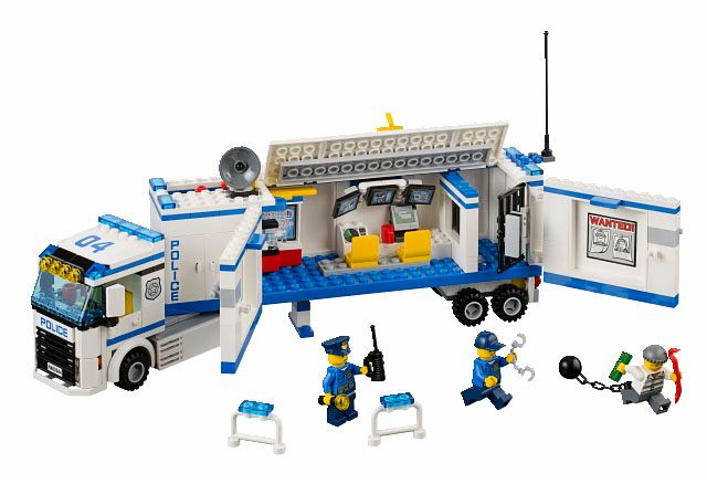 Bricklink Set 60044 1 Lego Mobile Police Unit Towncitypolice