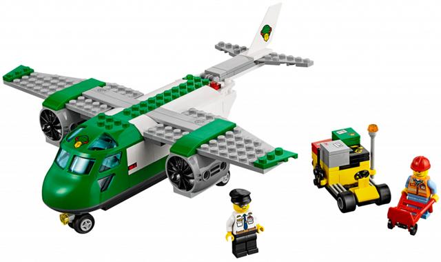 Bricklink Set 60101 1 Lego Airport Cargo Plane Towncity