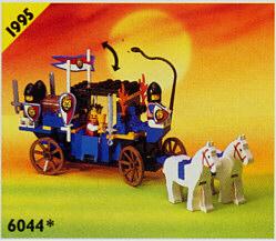 BrickLink - Set 6044-1 : Lego King's Carriage [Castle:Royal Knights] -  BrickLink Reference Catalog