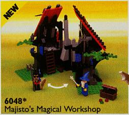 BrickLink - Set 6048-1 : Lego Majisto's Magical Workshop [Castle:Dragon  Knights] - BrickLink Reference Catalog