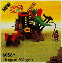 BrickLink - Set 6056-1 : Lego Dragon Wagon [Castle:Dragon Knights] -  BrickLink Reference Catalog