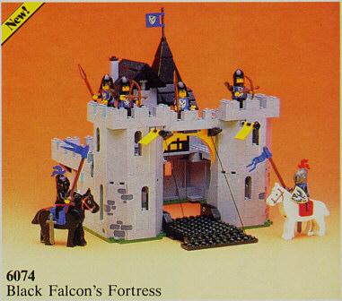 Bricklink Set 6074 1 Lego Black Falcons Fortress Castleblack