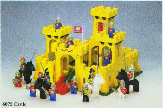 Bricklink Set 6075 2 Lego Castle Castleclassic Castle