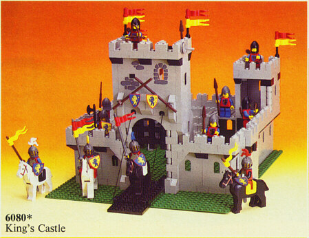 Bricklink Set 6080 1 Lego Kings Castle Castlelion Knights