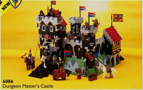 Bricklink Set 6086 1 Lego Black Knights Castle Castleblack