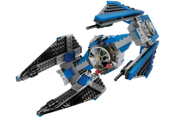BrickLink - Set 6206-1 : Lego TIE Interceptor [Star Wars:Star Wars ...