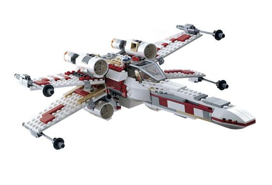 Bricklink Set 6212 1 Lego X Wing Fighter Star Warsstar Wars