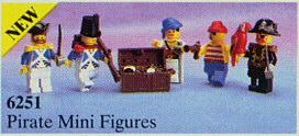 Lego® Piraten Minifiguren Zubehör 1x Epaulette//Schulterklappen in  gold