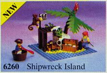 Bricklink Set 6260 1 Lego Shipwreck Island Pirates Pirates I Bricklink Reference Catalog