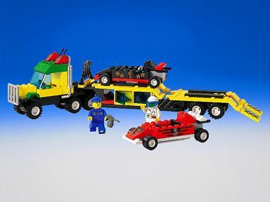 BrickLink - Set 6432-1 : Lego Speedway Transport [Town:Town Jr.:Race] -  BrickLink Reference Catalog
