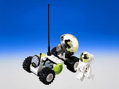 BrickLink - Set 6463-1 : Lego Lunar Rover [Town:Space Port] - BrickLink  Reference Catalog