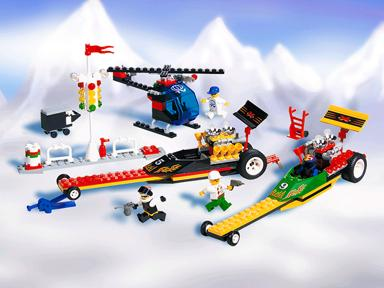 BrickLink - Set 6568-1 : Lego Drag Race Rally [Town:Extreme Team] -  BrickLink Reference Catalog