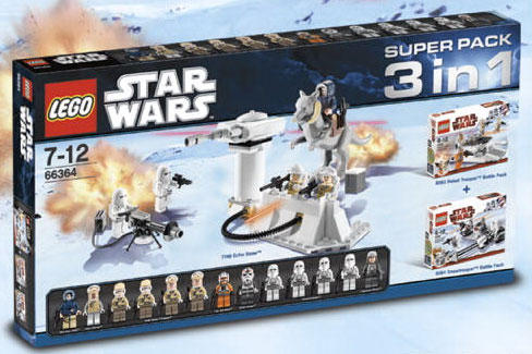 Bricklink Set 66364 1 Lego Star Wars Super Pack 3 In 1 7749