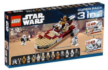 Bricklink Set 66368 1 Lego Star Wars Super Pack 3 In 1 8083