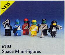 BrickLink - Set 6703-1 : Lego Space Mini-Figures [Space:Supplemental] -  BrickLink Reference Catalog