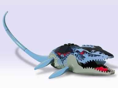 BrickLink - Set 6721-1 : Lego Mosasaurus [Dinosaurs] - BrickLink Reference  Catalog