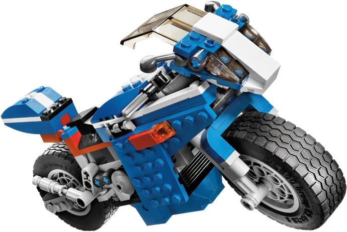 BrickLink - Set 6747-1 : Lego Race Rider [Creator:Model:Riding Cycle] -  BrickLink Reference Catalog