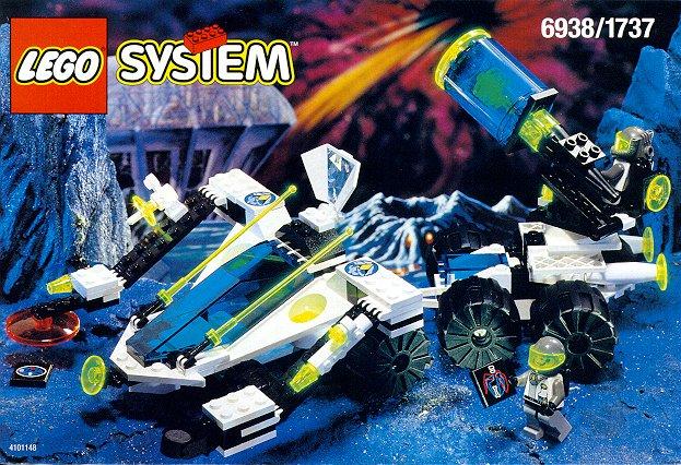 BrickLink - Set 6938-1 : Lego Scorpion Detector [Space:Exploriens] -  BrickLink Reference Catalog