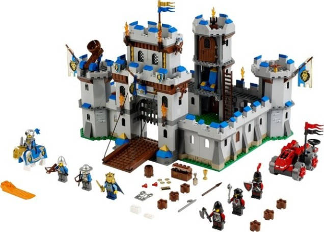 Bricklink Set 70404 1 Lego Kings Castle Castle Bricklink