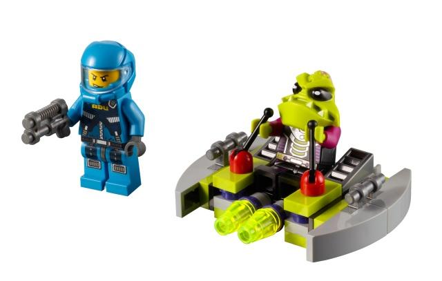 BrickLink - Set 7049-1 : Lego Alien Striker [Space:Alien Conquest] -  BrickLink Reference Catalog