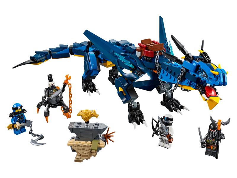 Lego 70652 Ninjago Stormbringer Dragon Masters of Spinjitzu New /& Sealed