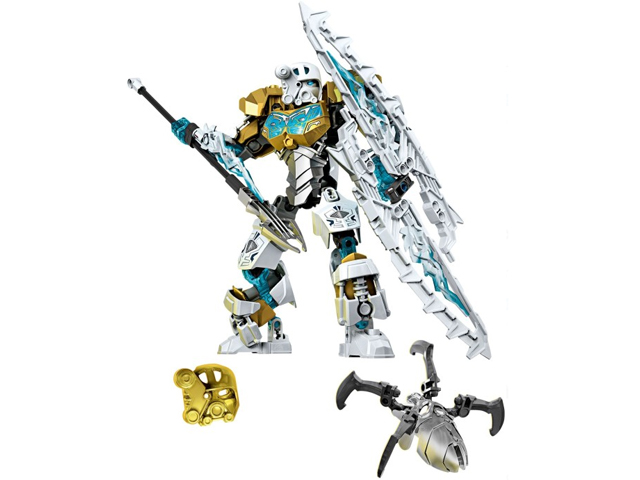 Kopakd Toa of Ice by HK-887 on DeviantArt | Lego bionicle, Lego ... | 480x640