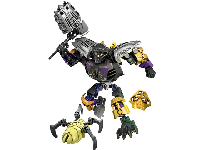 New Bionicle Coloring Pages - Coloring Home | 480x640